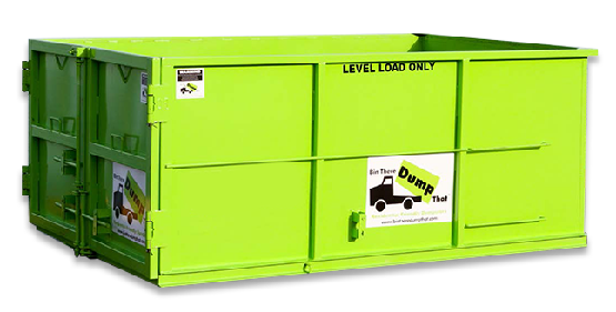 Your Residential Friendly Dumpsters for Jacksonville