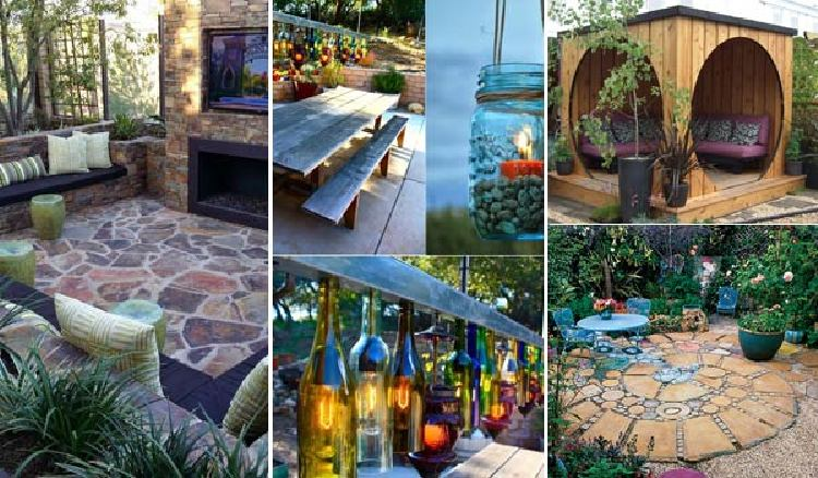 The Best Patio Decorating Ideas For This Summer